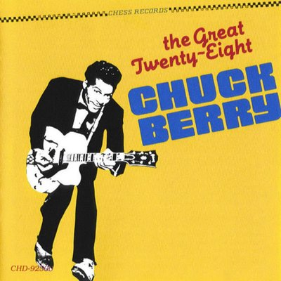 Chuck Berry The Great Twenty Eight